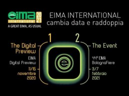 EIMA International changes date and doubles
